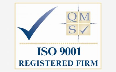 Lost Wax (now Aerogility) achieves ISO 9001 accreditation