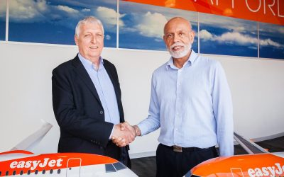 easyJet deploys Aerogility fleet maintenance solution