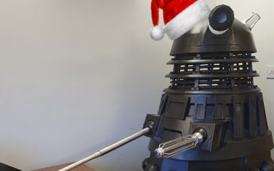 Meet the team: Deborah the Dalek