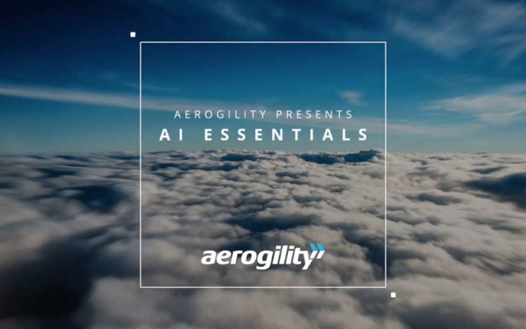 Aerogility interview Professor Nick Jennings in a new video series — AI Essentials